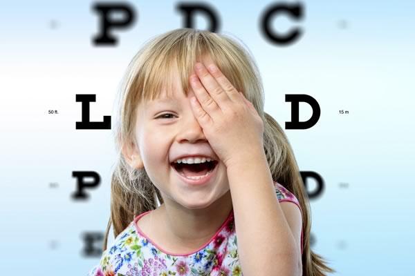 Optica Gracia - Serveis - Optometria infantil